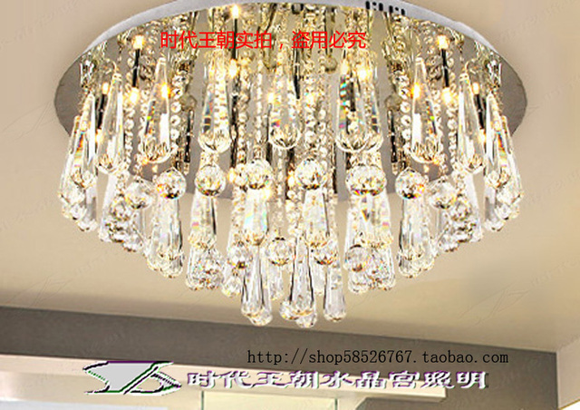 Tijdperk] echt dynastie/plafond/woonkamer crystal lamp/moderne ...