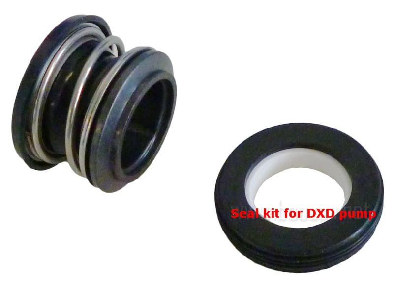 Mechanical seal kit fitting for pump DXD-1, DXD-2, DXD-8, DXD 'Marlow' DXD-310, DXD-312, DXD-315, DXD-320, DXD-330, DXD-340 pump mechanical seal kit for dxd brand pump arcadia alventi ocean a tech