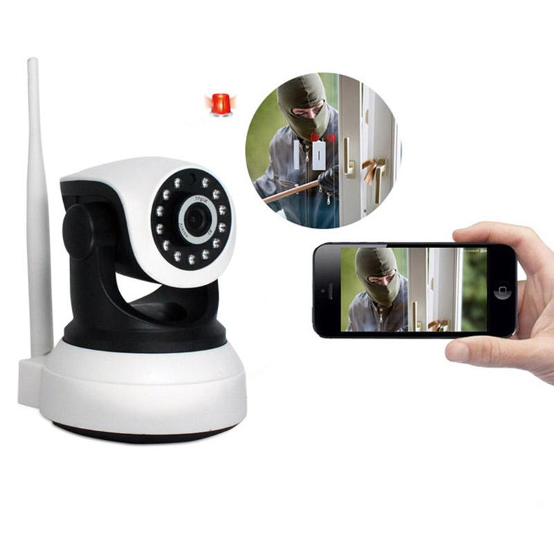 ФОТО 2016 New Arrival Family Security Monitoring Camera Housekeeper Surveillance Camera Monitor Wireless Camera Head Machine