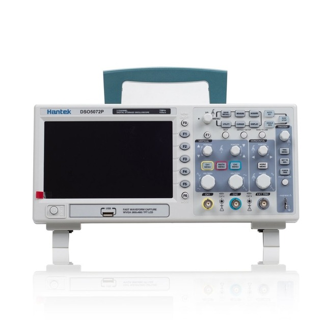 Cheap Dso5202p Digital Storage Oscilloscope 100hz US plug/Eu plug 2 channels