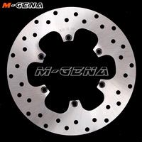Outer Diameter 240MM Stainless Steel Rear Brake Disc Rotor For F650 1993 2009 F650CS F650GS F650ST F 650 GS Daker