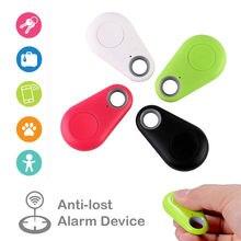 Smart Wireless Bluetooth 4.0 Борьбе Потерянный Ключ Tracker Сигнализации Key Finder Локатор GPS