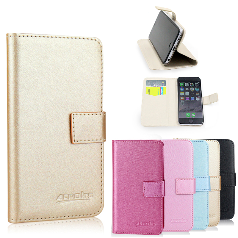 For Archos Diamond S with stand Card Slots Phone Bags Fashion luxury Silk print Flip Case Cover