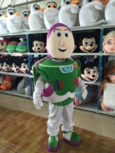 Buzz Lightyear Cartoon mascot Fancy party Dress Mascot Costume Carnival Character Suit Christmas Gift  Cosplay Outfits Adult mascot adult costume hot cartoon character pink panther mascot costume leopard fancy carnival for school