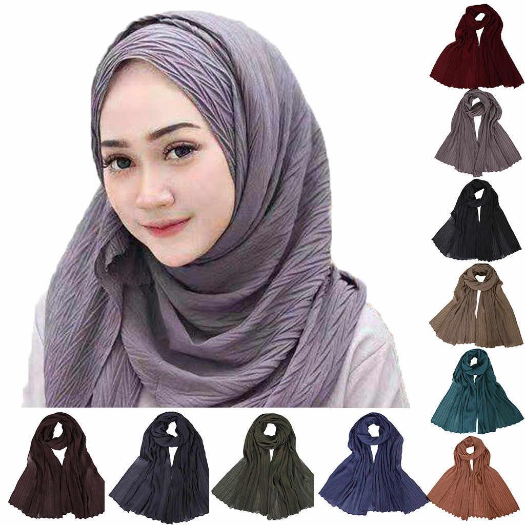 Details about  /Ramadan Islam Flower Hijab Muslim Headscarf Wrap Shawl Turban Hat Scarf Headwear