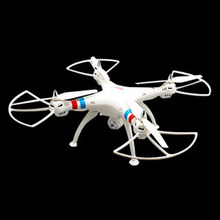 Drone with WiFi Camera Real-time Transmit FPV Quadcopter 2.0MP HD Camera Dron 2.4G 4CH RC Helicopter