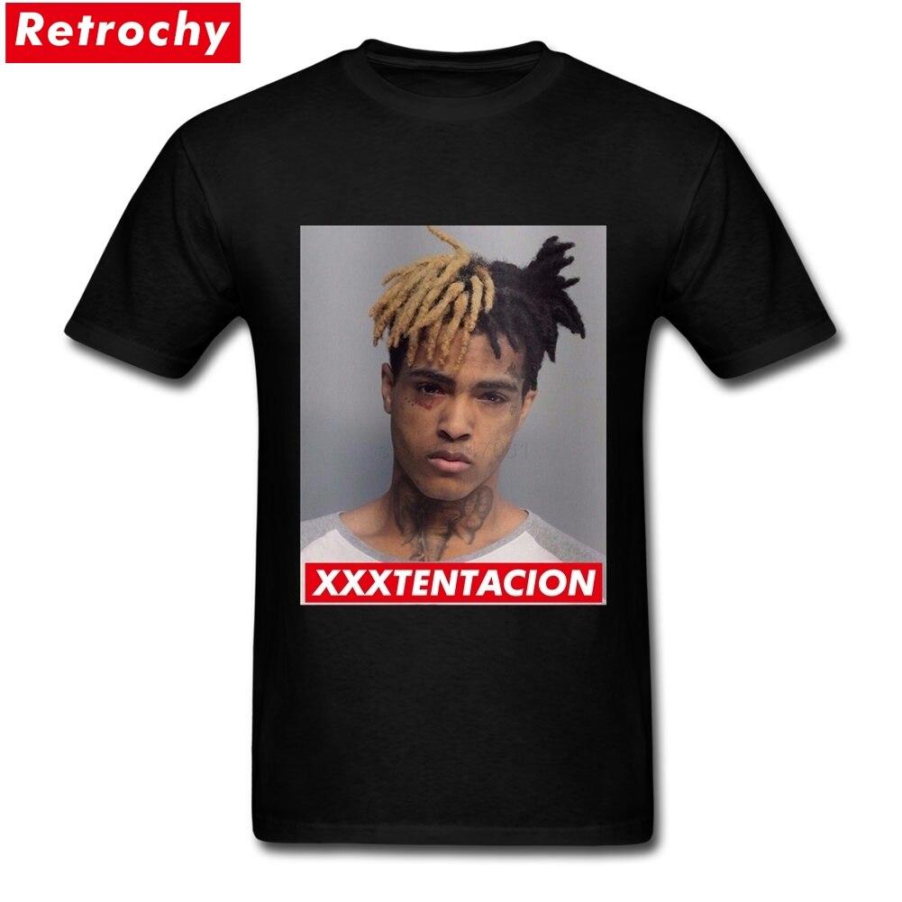 Short Sleeve Men 39 S Hip Hop Music T Shirt Xxxtentacion Men