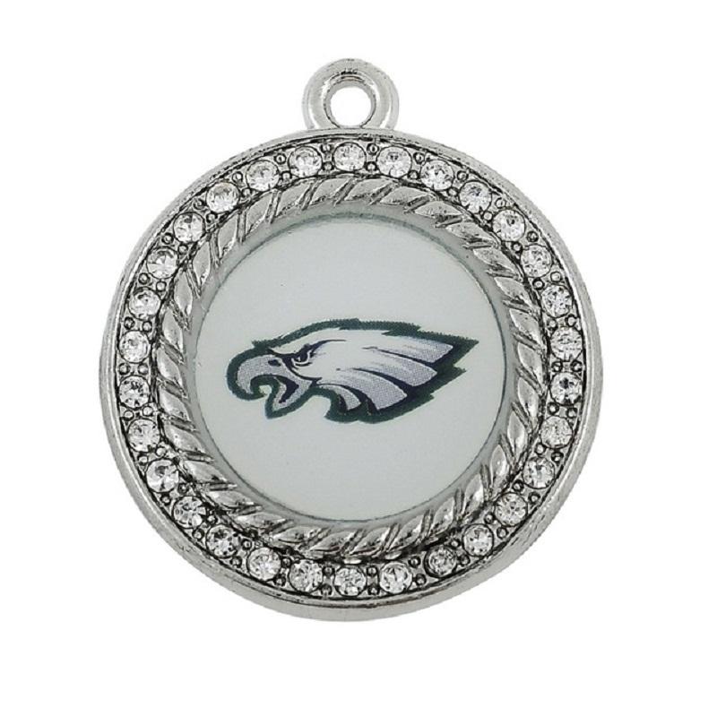 Philadelphia Eagles charm (6)