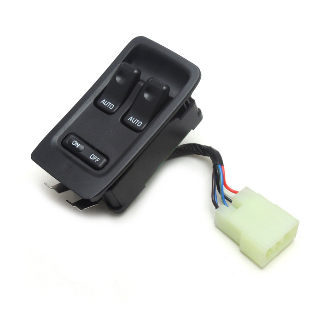 KEMiMOTO Left Side Master Window Switch for Mazda Rx7 Rx 7 1993 2002 FD14 66 350C|window switch|master window switchwindow master switch - title=