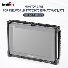 SmallRig Monitor Cage for Feelworld T7, 703, 703S, MA7, MA7S and F7S 2233