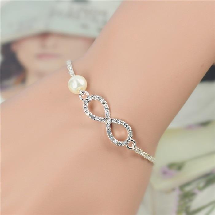 Fashion Infinity Bracelet