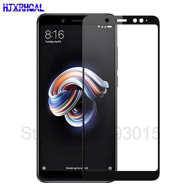 3D Volle abdeckung Gehärtetem Glas Für Xiaomi Redmi Hinweis 5 Pro Screen Protector Für Redmi Hinweis 5 Globale Version sicherheit schutz Film