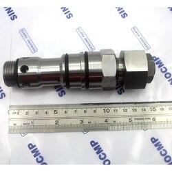 723-40-90200 główny zawór bezpieczeństwa dla Komatsu PC250LC-6