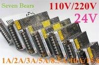 D124 DC24V 1 A 2A 3A 5A 8 5A 10A 15A Switch Power Supply Adapter Transformer