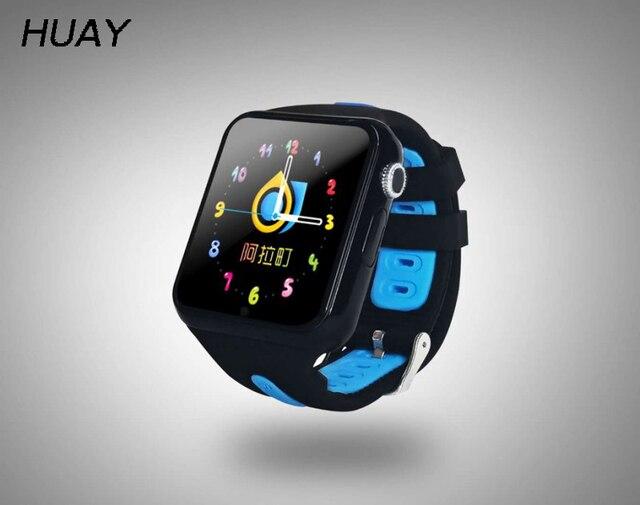 Kids GPS tracker watch V5K waterproof smart watches HD camera SOS Call Location Device Tracking Monitor children gift watch V5K