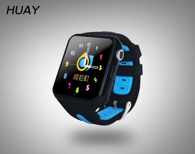 Kids GPS tracking watch waterproof smart watches camera SOS Call Location Device