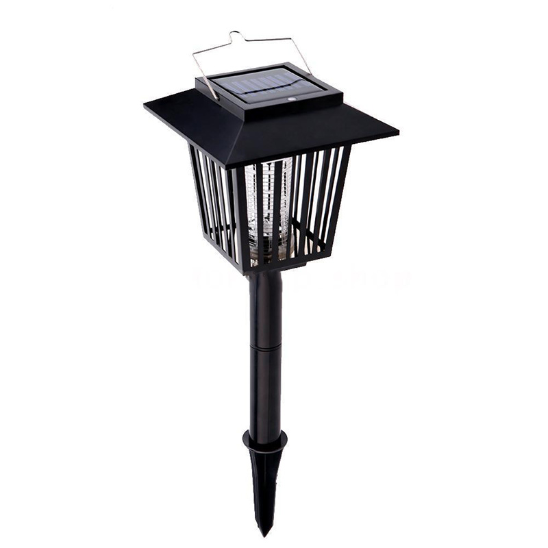 Reject Shop Outdoor Solar Lights: Outdoor Solar Powered 3LED Hanger Mosquito Light Fly