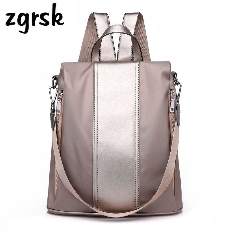 Ladies Backpack Bagpack Teen Luxury College Black Casual Backpacks For Teenage Girls Mochila Feminina Travel Schoolbag