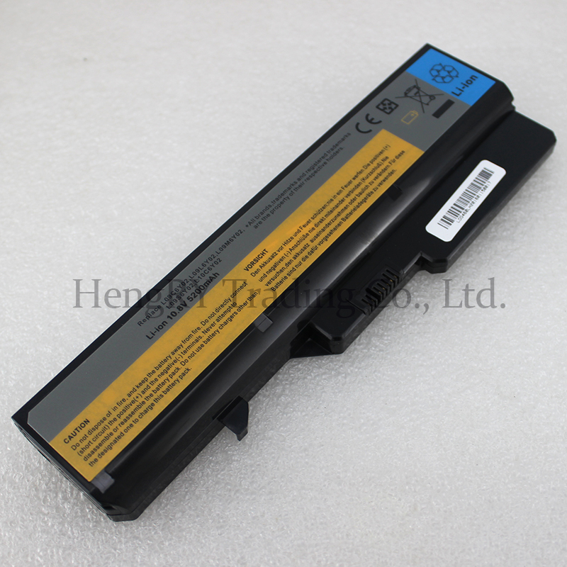 Image 2 - HSW 6Cell Laptop Battery L09M6Y02 L10M6F21 L09S6Y02 L09L6Y02 For Lenovo G460 G465 G470 G475 G560 G565 G570 G575 G770 Z460-in Laptop Batteries from Computer & Office