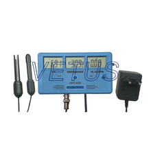 Buy online 6-in-1 Multi-Function Water Quality Meter Tester EC CF TDS PH degree C and F