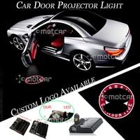Car Door Step Courtesy Welcome Light Projector Laser GOBO Logo Light Ghost Shadow Puddle Emblem Spotlight
