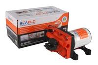 Mini Water Pressure Pump SEAFLO Brand 11.3 LPM 55PSI Diaphragm Pump 12v for Marine Boat Yacht