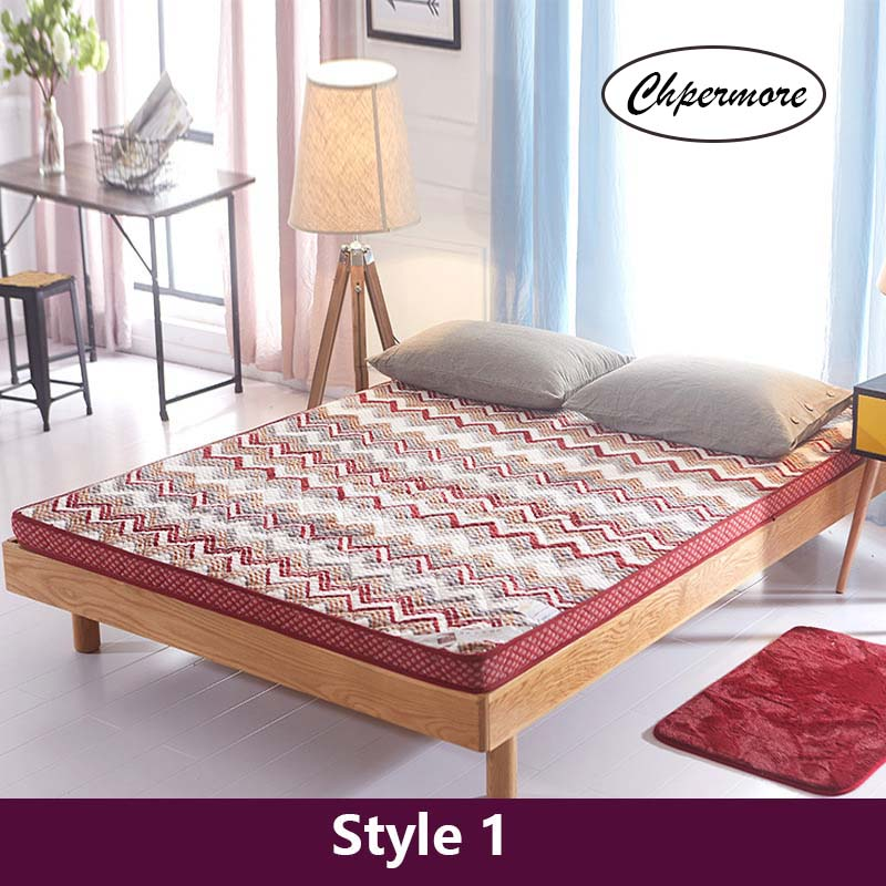 Chpermore high quality Memory Foam Mattress Foldable Slow rebound Mattresses Thicken Keep warm Tatami Bedspreads King Queen Size