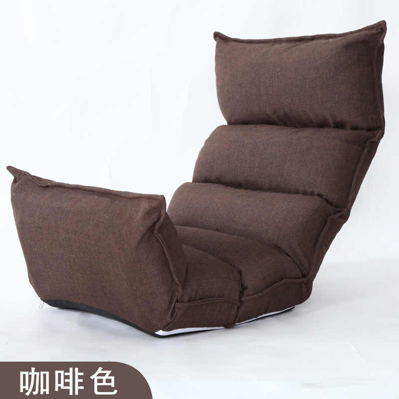 9 Folding Lazy Lounger Sofa Portable Chaise Lounge Chair Floor Seating Adjule Foldable Bed Living