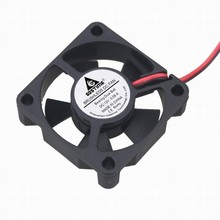 1 Piece Gdstime 3.5cm 35mm x 10mm 12V 3510 Ball Bearing DC Brushless Micro Cooling Cooler Fan 35x35x10mm