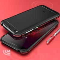 Luxury Aluminum Metal 5inch Phone Bumper Xiaomi Redmi 4X Case Dual Color Redmi 4X Cover For