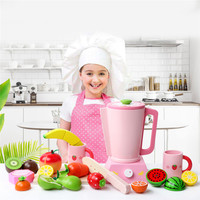 Children Mini Pretend Play Simulation Electrical Appliances Juicer Toy Kitchen Toys For Birthday Gift