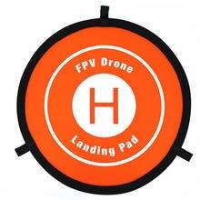 Fast-Fold Drone Landing Pad