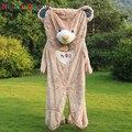 Niuniu Daddy Плюшевые Игрушки Привет Медведь Кожи Чучело Медведя Обнять Медведь ОГРОМНЫЙ Медведь Кожи Подарок для Подруги подарок На День Рождения