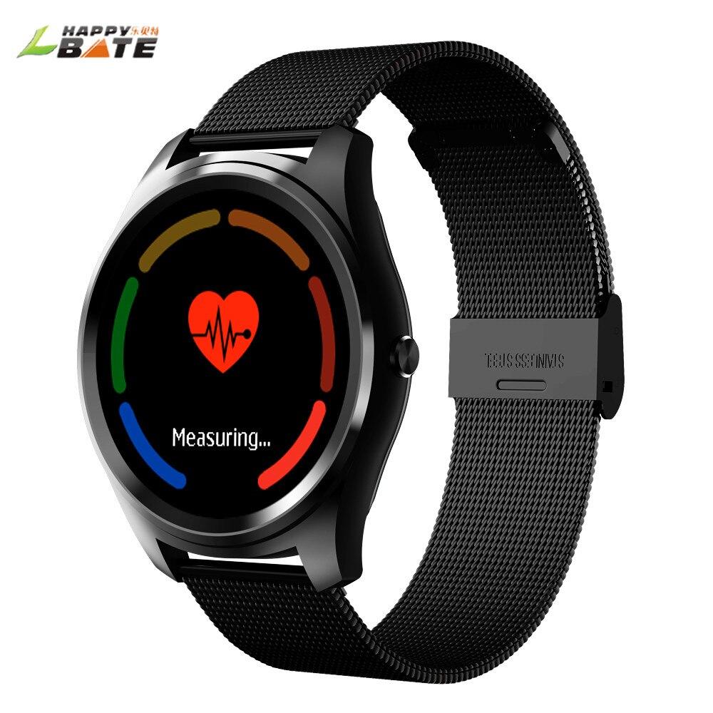 X8 más nuevo smart watch Bluetooth Sport impermeable presión arterial Monitor paso Monitor de sueño cámara de control remoto