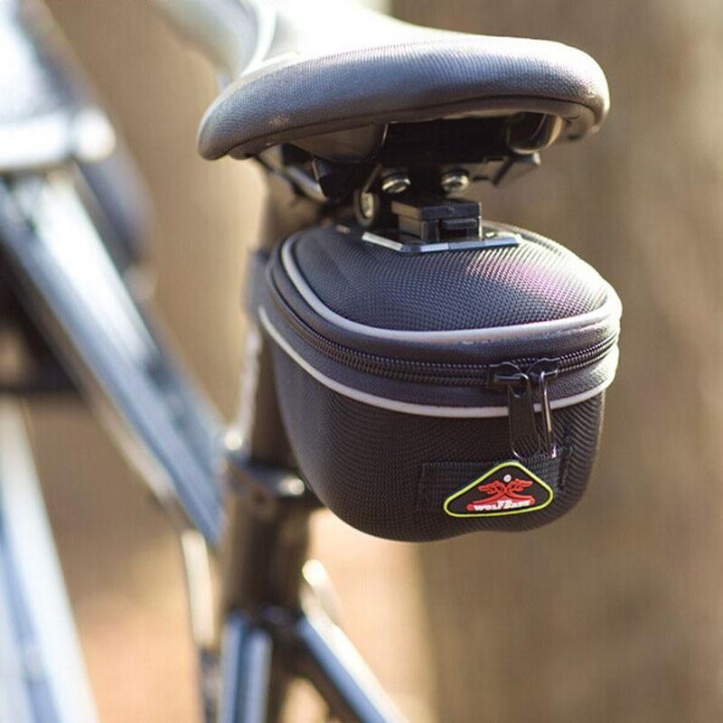 6529608a68a Deporte al aire libre Bicicletas bolsa impermeable almacenamiento asiento  alforja Ciclismo cola trasera bolsa sillín bicicleta Accesorios M20