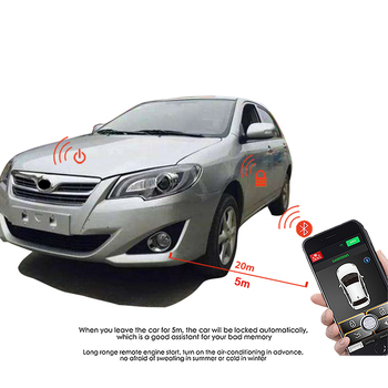 Car alarm on the car Auto alarm Car parts tomahawk starline Start stop button Central locking Keyless entry system Remote start