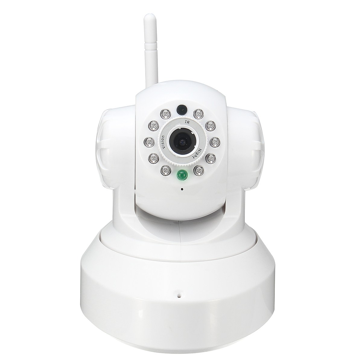 Safurance 100W 720P HD Intelligent Wireless WiFi IP Camera Home Security WiFi Night Vision Baby Monitor Surveillance Safety safurance mini wireless network wifi ip camera security nanny night vision cam surveillance home security