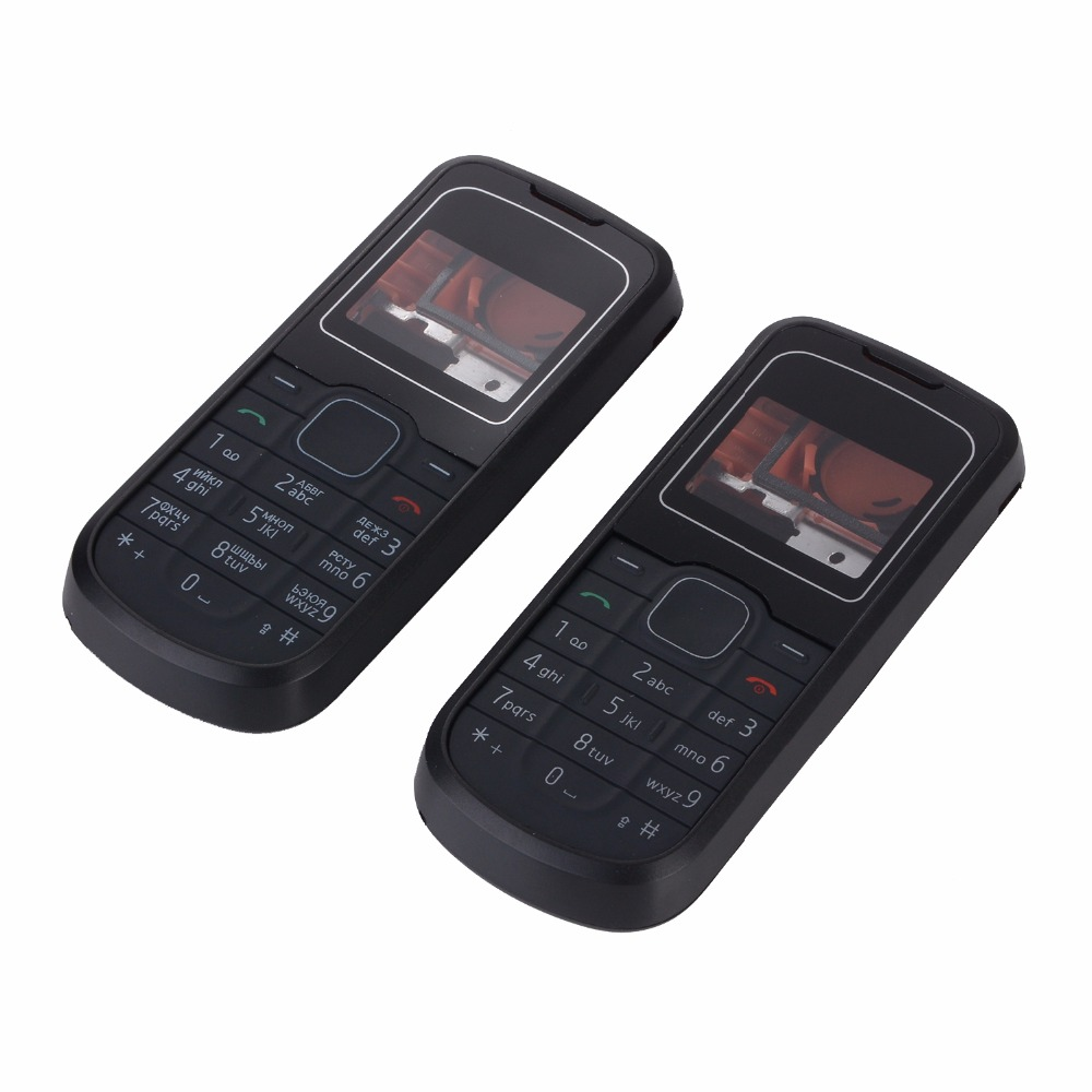 For <font><b>Nokia</b></font> <font><b>1202</b></font> <font><b>Housing</b></font> Case Cover Front Frame+keypads+battery cover+ Tools image