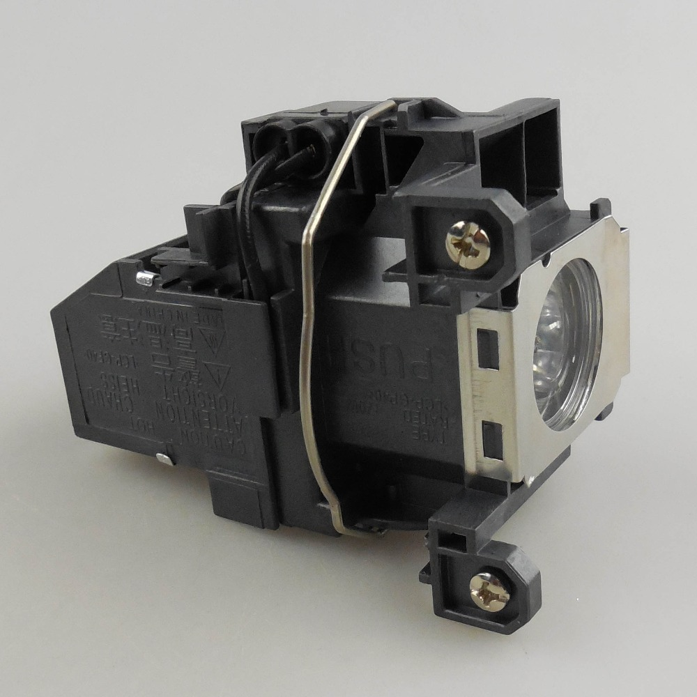 High Quality Projector Lamp ELPLP48 For EPSON EMP-1735W/EMP-1730W/EMP-1720 With Japan Phoenix Original Lamp Burner elplp38 v13h010l38 high quality projector lamp with housing for epson emp 1700 emp 1705 emp 1707 emp 1710 emp 1715 emp 1717