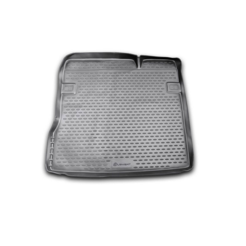 Mat trunk For RENAULT Duster 2WD, 2011-2015, 2015-> cross. (polyurethane)