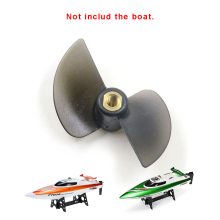 New Style Original Tail Propeller For Feilun FT 009 RC Boat FT009 Rotor Blade Accessories #0806