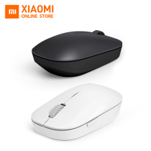 Original Xiaomi Wireless Mouse 1200dpi 2.4Ghz Optical Mouse Mini Portable Mouse For Macbook Mi Notebook Laptop Computer(China)