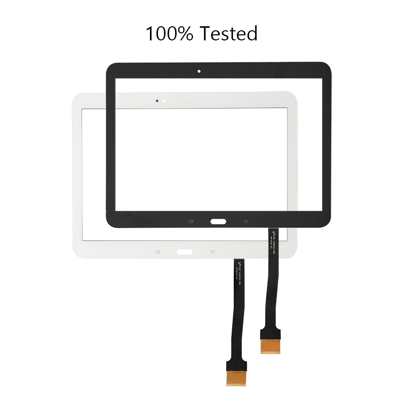 Free Shipping For Samsung Galaxy Tab 4 10.1 SM-T530 T530 Touch Screen Digitizer Glass Replacement