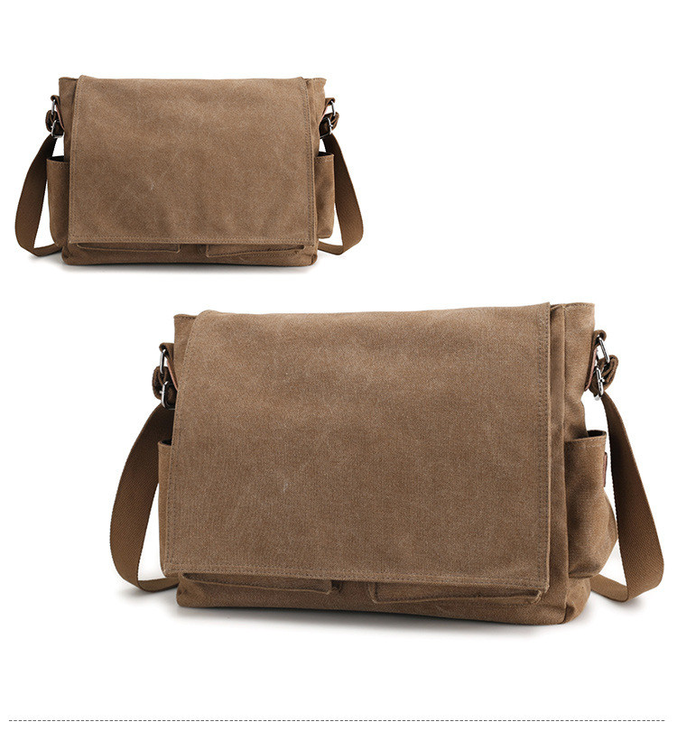 HTB1C OXbtfvK1RjSspfq6zzXFXa9 2019 Brand Designer Men's Briefcase Canvas Crossbody Bags for men 14 Inch Laptop Shoulder Bags Buisness Office Men Messenger Bag