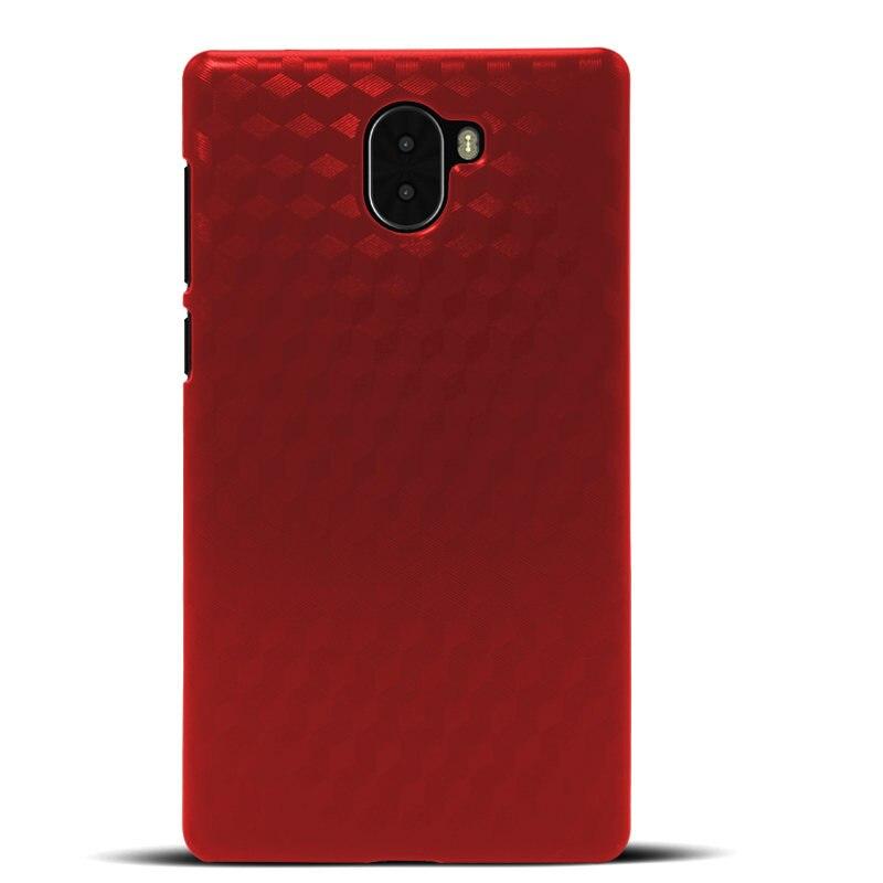 Für Leagoo Kiicaa Mix Kunststoff Hard Case Schutzhülle Zurück Abdeckung Telefon Fällen Für Leagoo Kiicaa Mix 5,5 ''Smart Telefon fall Abdeckung