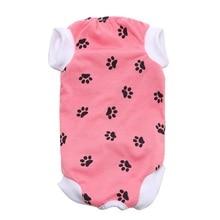 Одежда для собак, кошек, Хирургическая Одежда для собак, летняя медицинская одежда для защиты после хирургии, одежда для восстановления собак