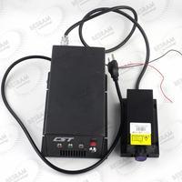 Stage Lighting 1W 2W 3W 4W 5W 532nm Green DPSS Solid Stated Laser Module TTL/Analog