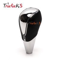 Triclicks Car Manual Gear Shifter Knob Stick Activated Touch Led Light Colorful Lever 5 Speed New Auto Styling Gear Shift Knobs