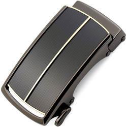 3,5 см Элитный бренд дизайнерский мужской ремень пряжка из натуральной ремень из коровий кожы Для мужчин через внутренний Автоматическая