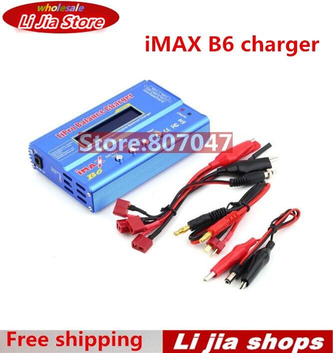 Wholesale 30Set Hot Sales <font><b>iMAX</b></font> <font><b>B6</b></font> Lipo NiMh Li-ion Ni-Cd RC <font><b>Battery</b></font> Balance Digital <font><b>Charger</b></font>